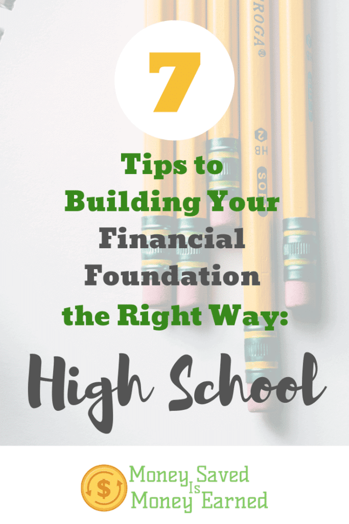 tips for building your financial foundation