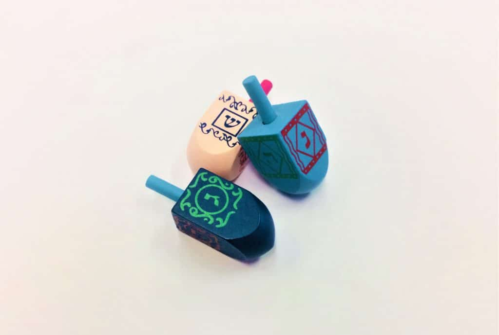 money lessons from the game of dreidel