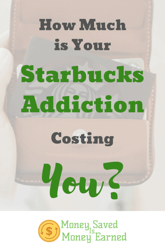 how much is your Starbucks addiction costing you