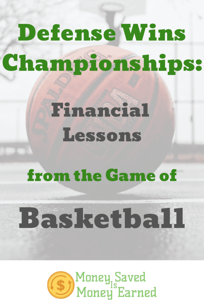 financial lessons from the game of basketball