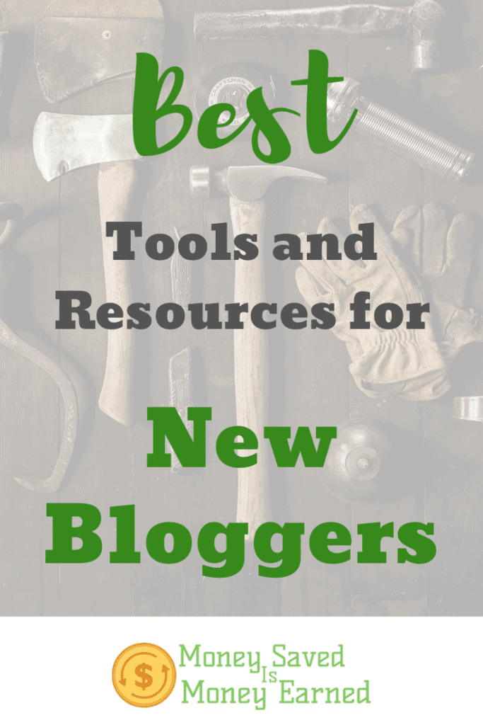 tools and resources for new bloggers