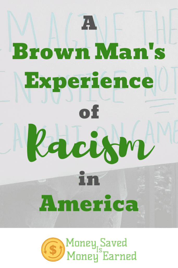experience of racism in America