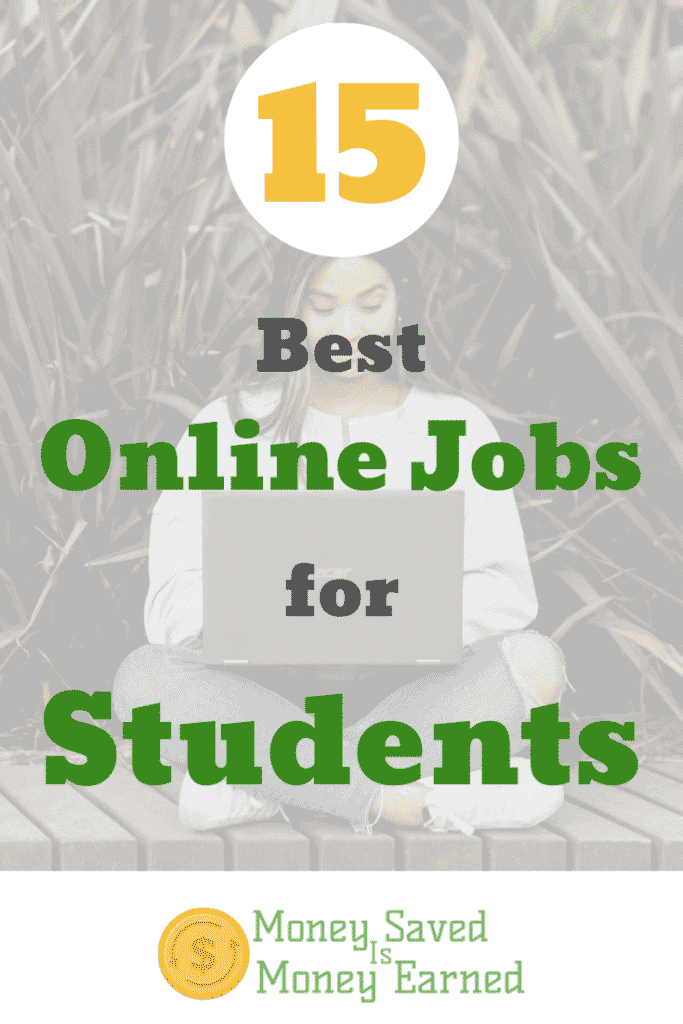 online jobs for students