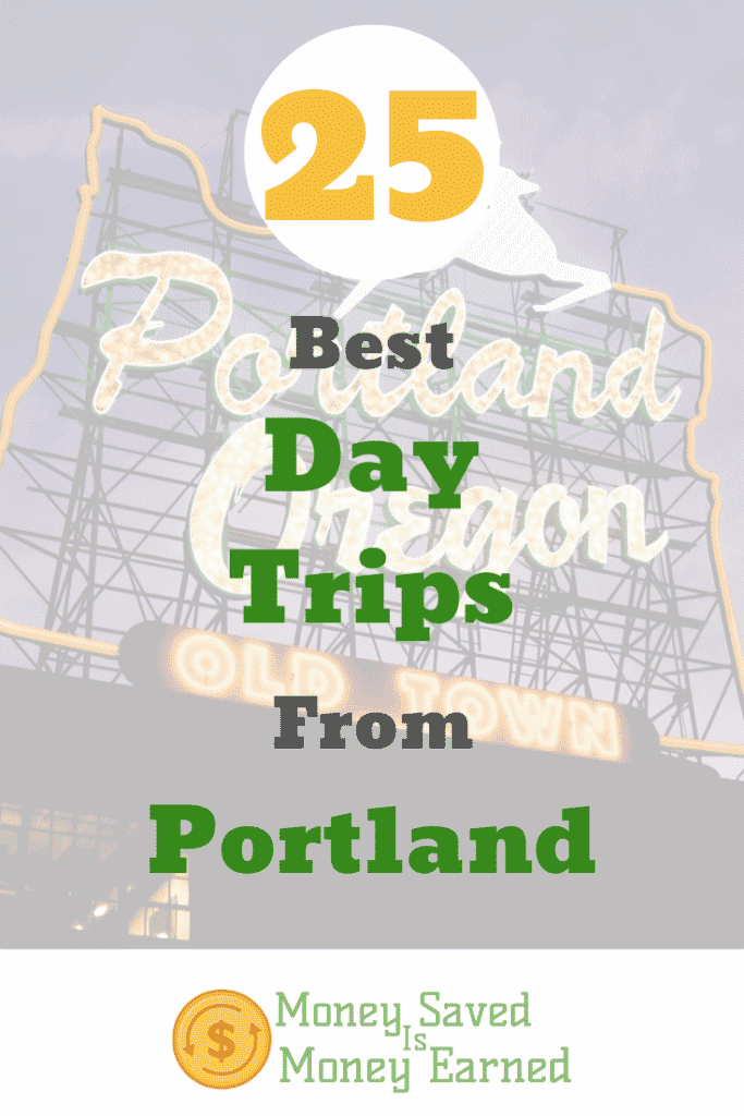day trips from Portland