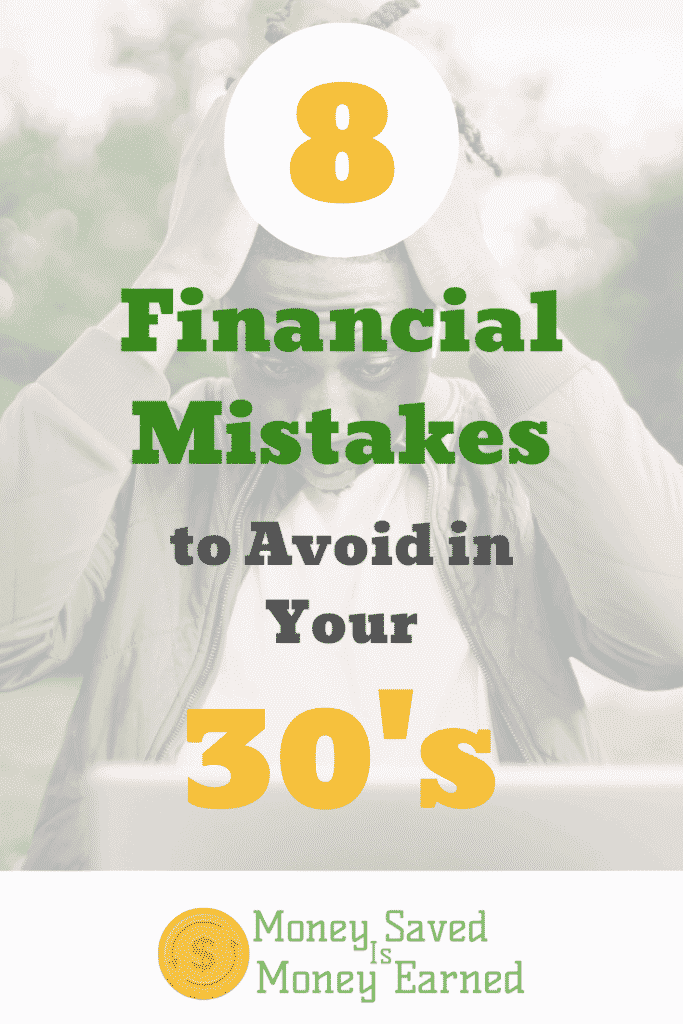 financial mistakes to avoid