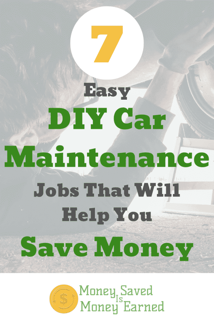 diy car maintenance