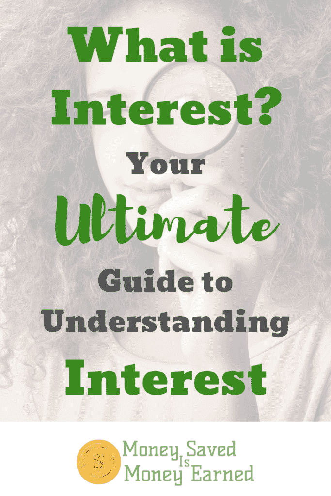 what is interest