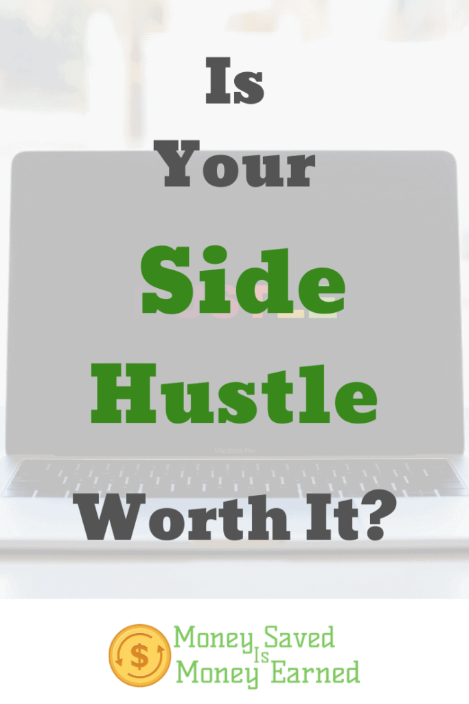 is your side hustle worth it