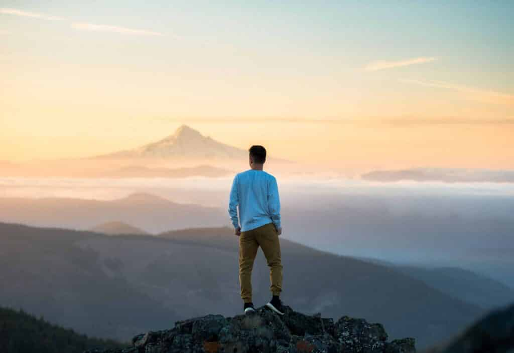 boost self-confidence with travel